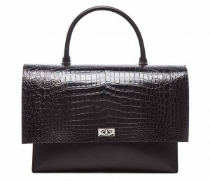 Givenchy-Large-Shark-Lock-Stamped-Croc-Bag