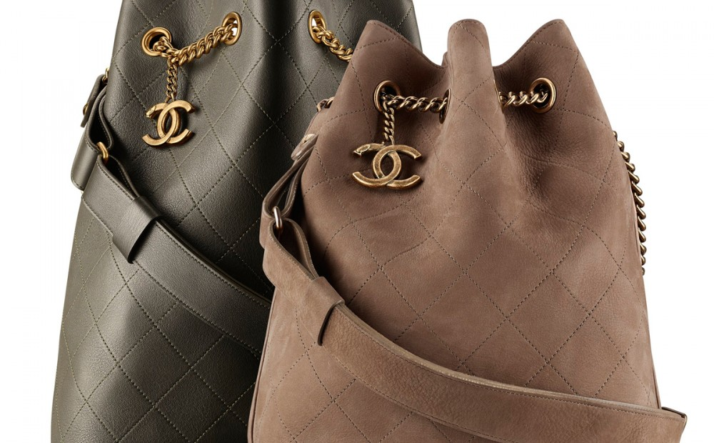 Something New About The Distinguished Chanel Drawstring Replica ...