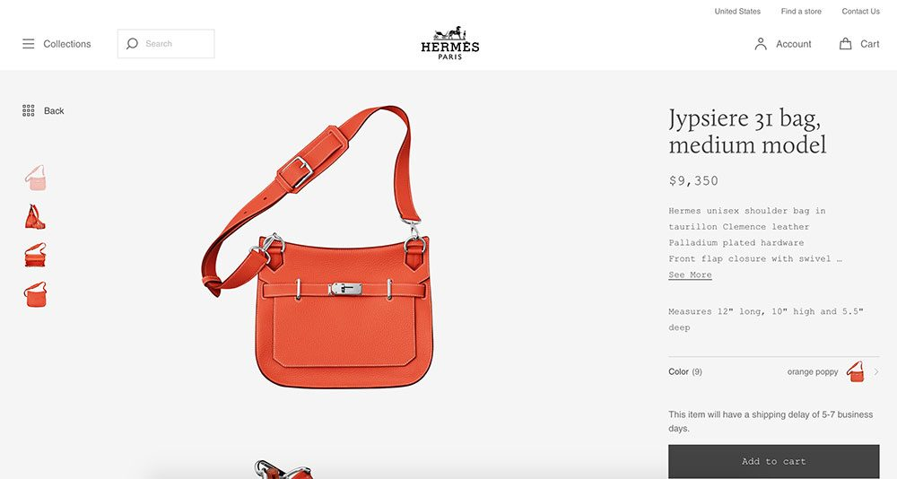 Top Grade Hermès Has Totally Overhauled Its Website 1761b1a048071