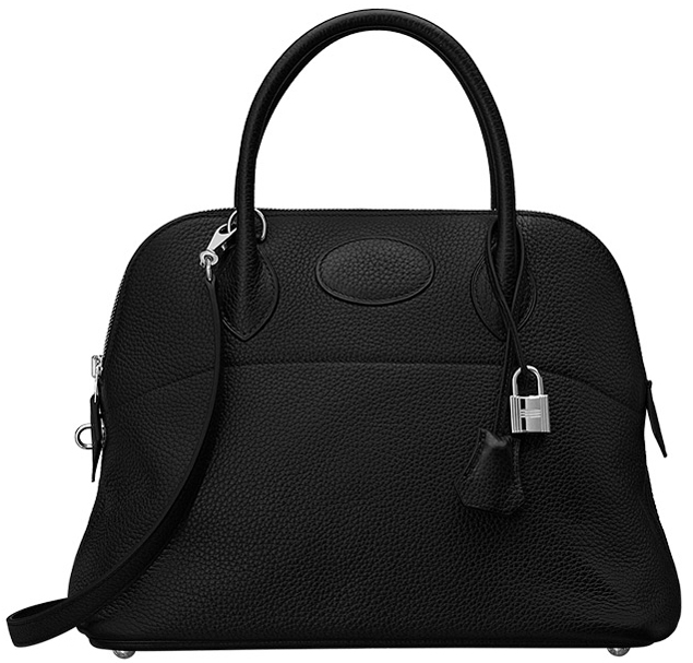 Hermes-Bolide-bag-black