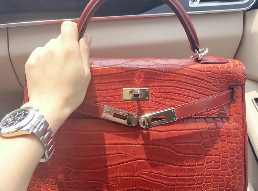 tPF Member: HermesBB Bag: Hermès Rouge H 32cm Kelly Bag